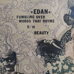 Edan ‎– Fumbling Over Words That Rhyme B/W Beauty