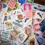世界の使用済み切手10枚セット