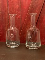 marine national decanter glass deadstock