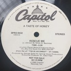A Taste Of Honey ‎– Rescue Me