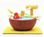 【なつ】水鉢金魚