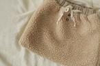 boa skirt (ivory)