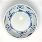 【砥部焼/梅山窯】4.7寸平鉢(太陽)