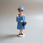 """Solar Queen """"Derby blue"""" ソーラークイーン """"ダービーブルー"""""""