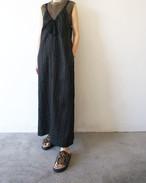ロングワンピース / TELA (BLACK)