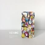 キラキラ宝石いっぱいのiPhoneケース