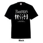 BARBERS Tシャツ ブラック