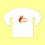 リンゴうさぎ 長袖Tシャツ【size150】