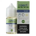 CBDリキッド Really Berry 30ml  (1200mg CBD) 【Naked100】
