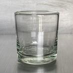 K様 オーダー品 底泡ロックグラス【再生ガラス工房 てとてと】