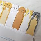 【stick marker collection】スティックマーカー(犬)【コーギー シュナウザー ダックス プードル】