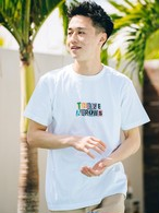 【4/28(WED)20:00 販売開始】Paste Picture S/S TEE(white)