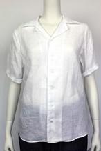 Audrey  Canclini Linen 品番:261515 col.10 White