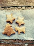 12月11日発送・クリスマスクッキーの箱