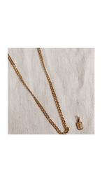 Holy Mother Square Necklace  ホリーマザースクエアネックレス