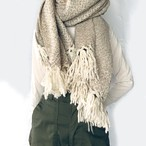 Mexico Wool Stole _01(メキシコ ウール ストール ひざ掛け マルチカバー)