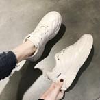 【shoes】スポーツ合わせやすい上品らしいスニーカー 22580148