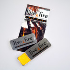 Bush Craft Inc ブッシュクラフト Live Fire Gear ライブファイヤー(Live Fire) オリジナル ツインパック  火おこし 自然派 キャンプ アウトドア サバイバル 06-03-liti-0004