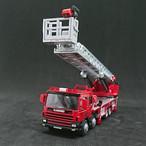 はたらく車 1:50 はしご消防車