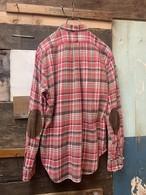 90-00's polo ralph lauren elbow patch shirt