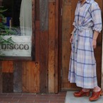 Madras Check Dress / マドラス チェック ドレス