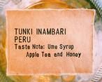 ペルー トゥンキ イナンバリ