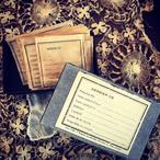 【受注製作】オリジナル植物標本ラベル(BOX入り)