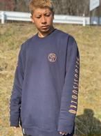 10オンスクルーネック袖qri | XXXL-size