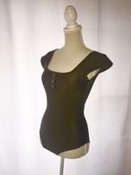 【Re stock】French sleeve onepiece (Khaki)