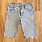 """90's Levi's 501 Cut Off Short Pants W32 """"Made in USA"""""""