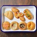 デリセット 7種類の低糖質パン詰め合わせ☆ダイエットや糖質制限をサポート! ☆パン生地の糖質約84%カット RFシリーズ
