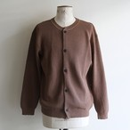 STILL BY HAND【 mens 】polyester paper cardigan