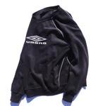 2000's [UMBRO] フリーストレーナー ブラック 表記(USA M) アンブロ