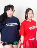 【Tシャツ】紺 Fサイズ
