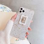 【オーダー商品】 Gold Foil Bear Phone Case