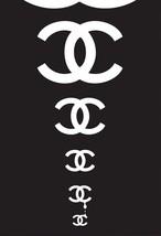 STARDESIGN 作品名: CH motif 01  A4キャンバスポスターフレームセット【商品コード: yg12】