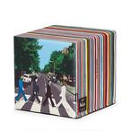 スツール / Records 40×40×40cm (レコーズ) / WOOUF! BARCELONA (ウーフバルセロナ)