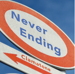 Clamatone/CD「Never Ending」