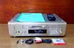 MD レコーダー DENON DMD-1000 リモコン付き・録音良好・完動品