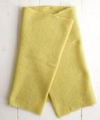 【限定】手編み機で編んだ カシミヤ100%の【スヌード】Lサイズ  CAA-048