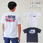 GUARD (ガード) JAPAN RESCUE DRY Tシャツ [S-248] アウトドア サバイバル キャンプ ウェア シャツ ライフガード 薄手