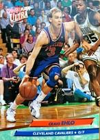 NBAカード 92-93FLEER Craig Ehlo #36 CAVALIERS