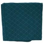 UCキルト / 掛け布    青緑色