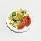 [NEW]家庭的なサラダのブローチ