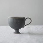 大久保りさ Risa Okubo ステムマグカップ グレイ