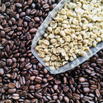 ブラジルショコラ(ブラジル)生豆240gを焙煎