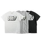 0867 / T-Shirt / Blockbuster / Logo