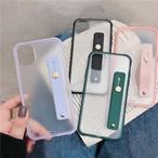 【オーダー商品】Solid color bracket iphone case