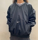 "90's ""Nike"" Nylon Jog Top"