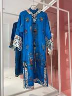 40-50s embroidery mandarin jacket